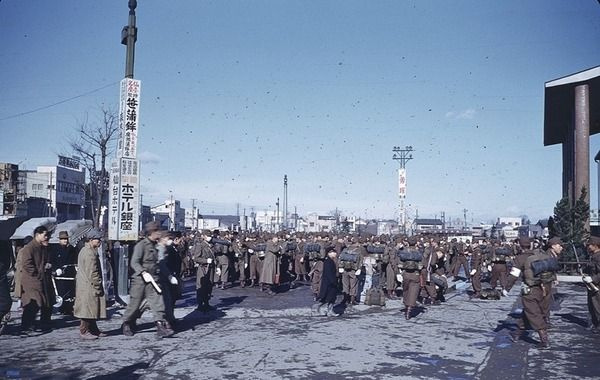postwar japan 1949-50