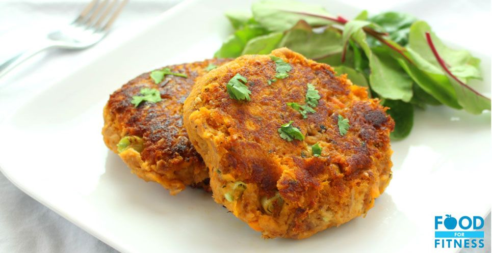 Thai Sweet Potato Fishcakes This recipe is very easy to make and