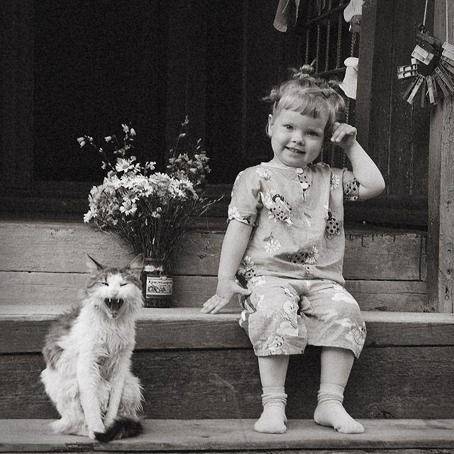 © Запах Оладий -- photosight.ru | Черно белая фотография ...