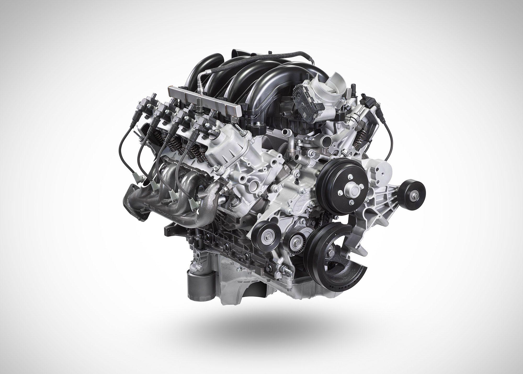 Ford Godzilla 7 3 L Pushrod Big Block V8 Ford Super Duty Ford Crate Engines