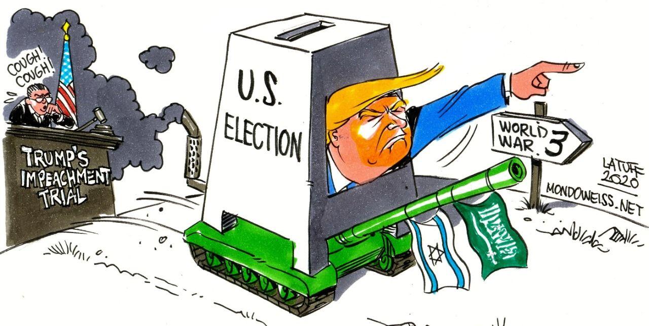 Carlos Latuff on Twitter in 2020 | Cartoon, Cartoonist, Months in a year