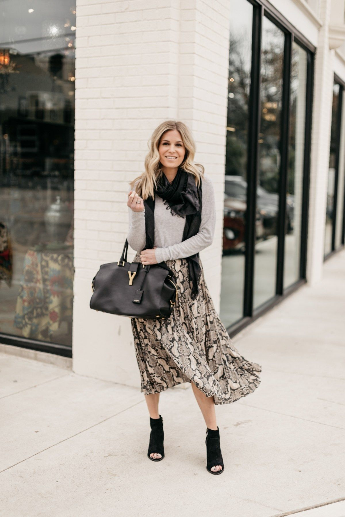 07eec5150 5 Ways To Wear Animal Print Skirts | Got to love Fashion | Animal ...