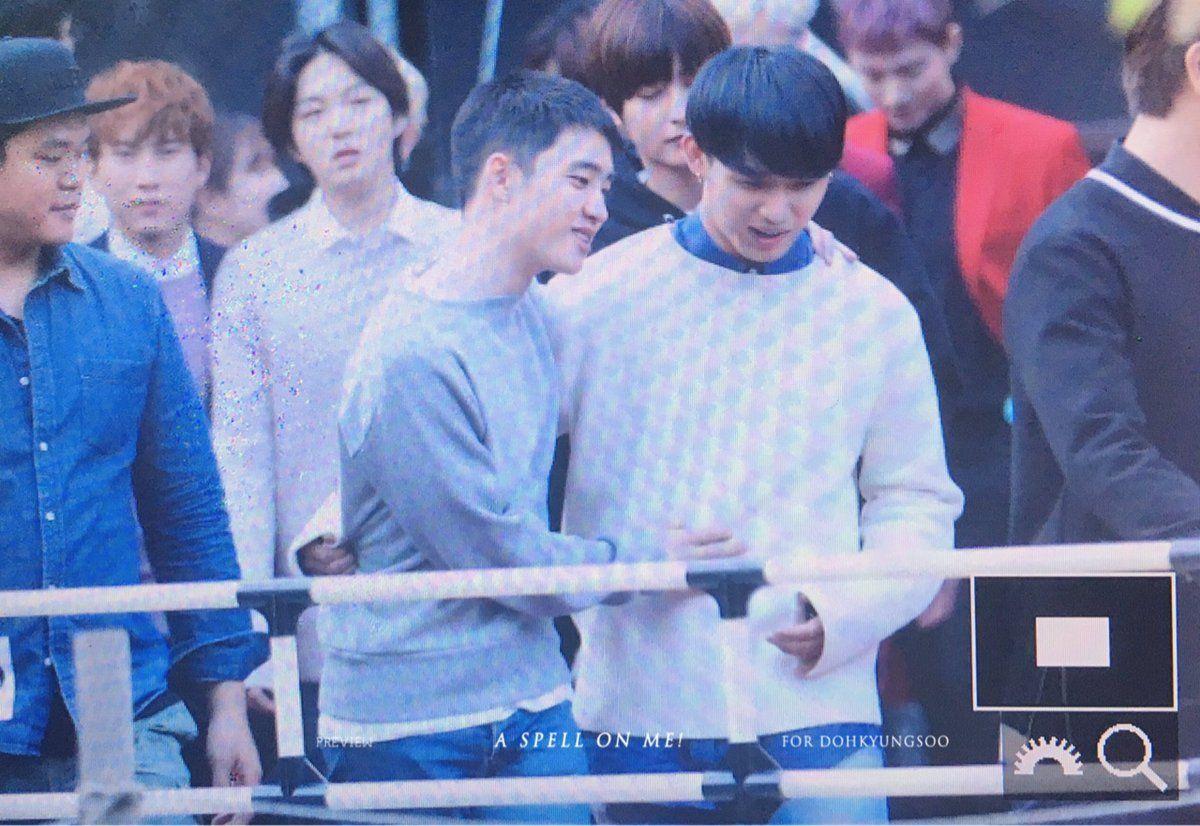 Kpop Bromance Bromance 2016 Kpop Idol Bromance 2016 Kpop Pairings Kpop Interactions 2016 Exo Btob Do Hyunsik Btob Kpop Idol Kpop
