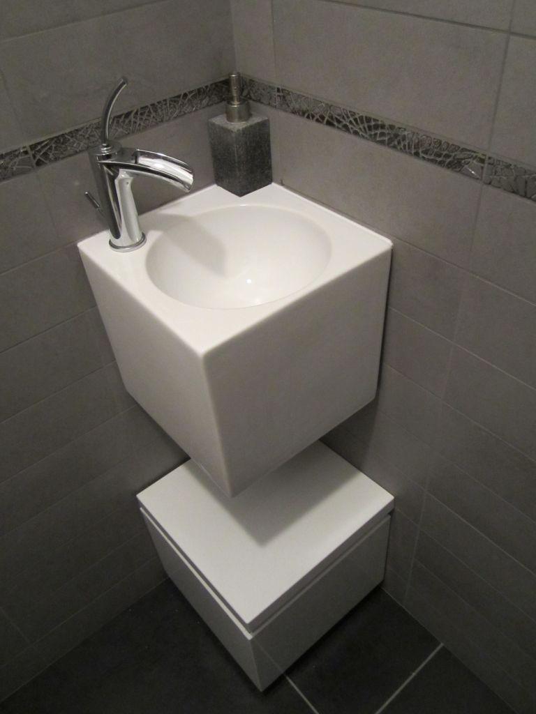 Comment Installer Un Lave Main Avec Meuble décoration][wc][cote d'or (21)] lave mains wc rdc | lave