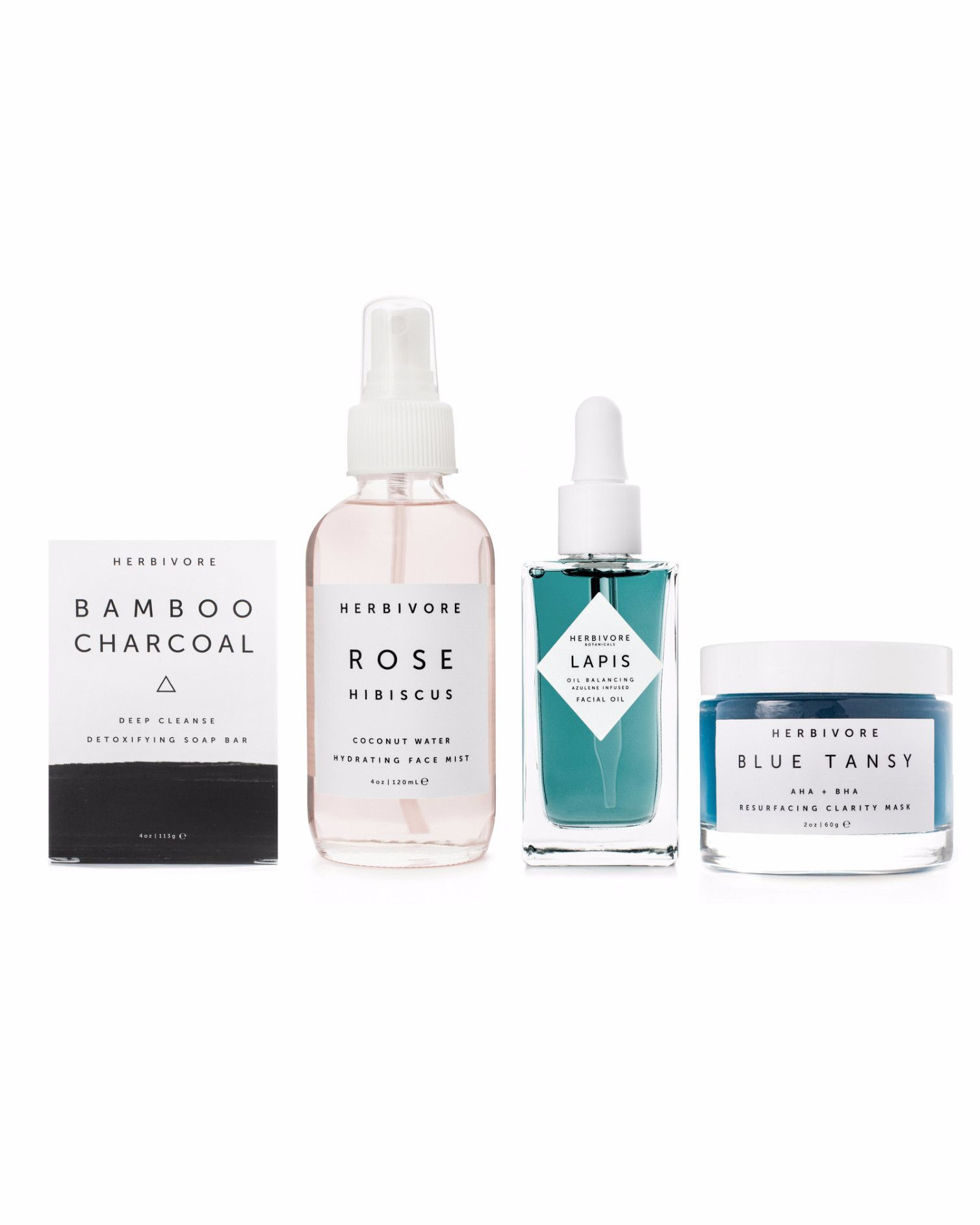 Ultimate Skin Care Collection For Oily Combination Skin Skin