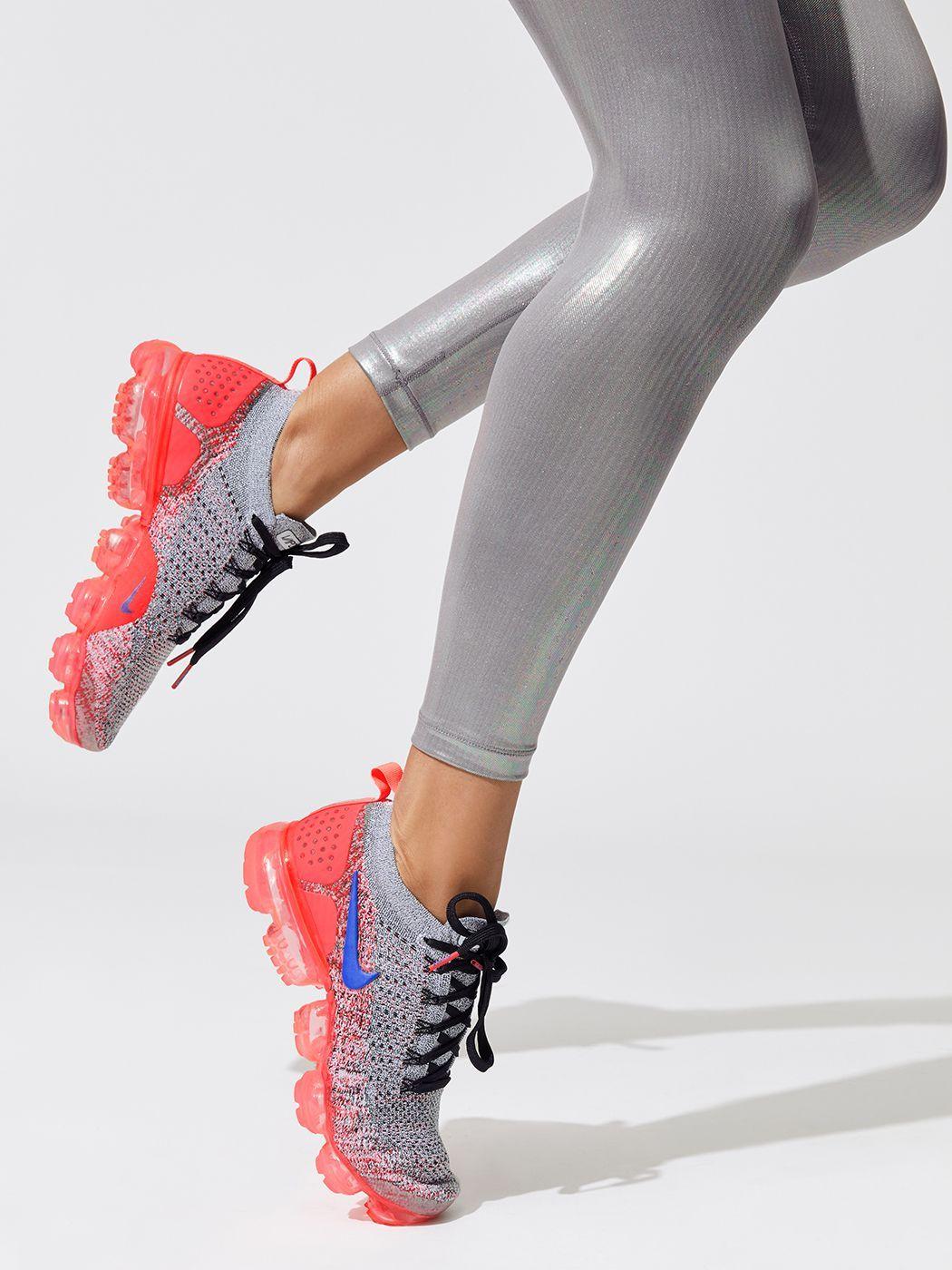3381a6d066d5f W Nike Air Vapormax Flyknit 2 in White ultramarine-hot Punch-black