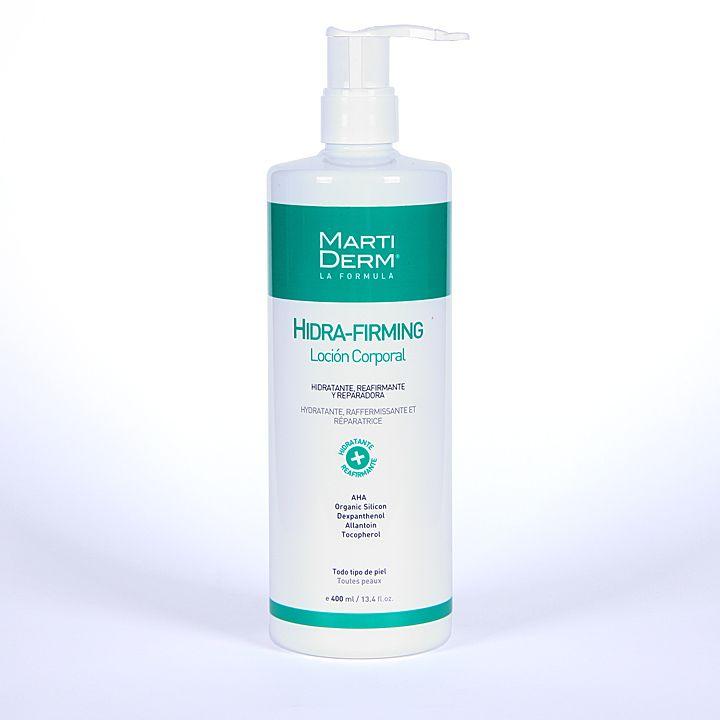 Farmacia Jiménez | Martiderm Hidra-Firming Loción Corporal 400 ml