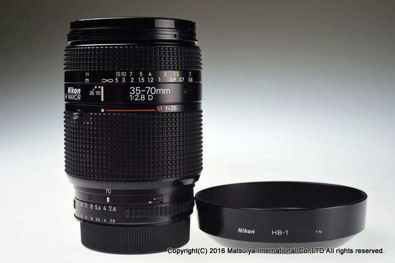 Nikon Af Nikkor 35 70mm F 2 8d Excellent Nikon Camera Lenses Camera
