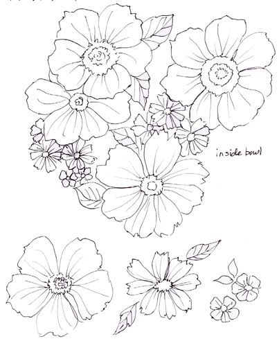Free Printable Leather Flower Patterns Glass Painting Patterns Leather Tooling Patterns Painting Patterns