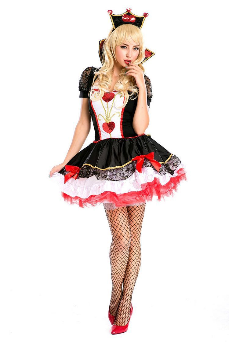 Pin by Madz Palmer on queen of hearts costume 2020 Red
