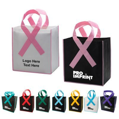 Were free breast cancer giveaways