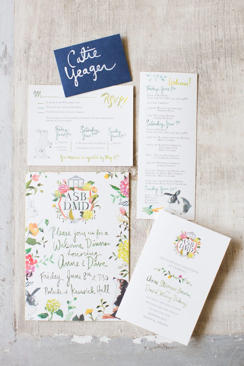 Wedding Wednesday All Things Happy Wedding Invitations