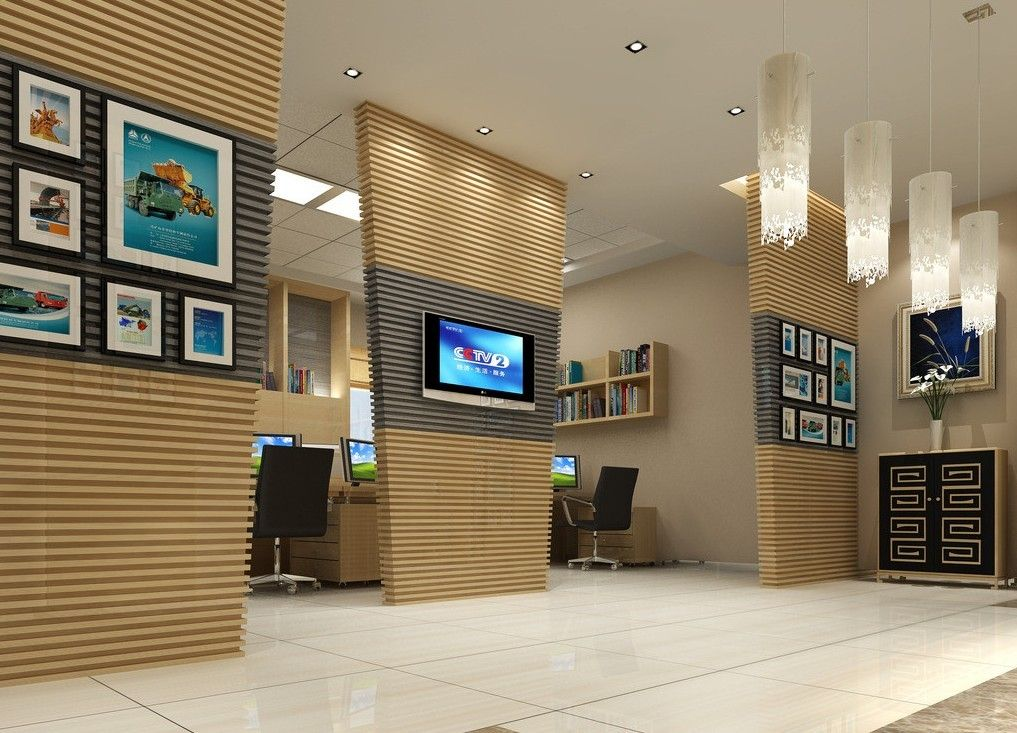 interior designs for office. Office Interior Design | China Investment Corporation 3D House, Free . Designs For E