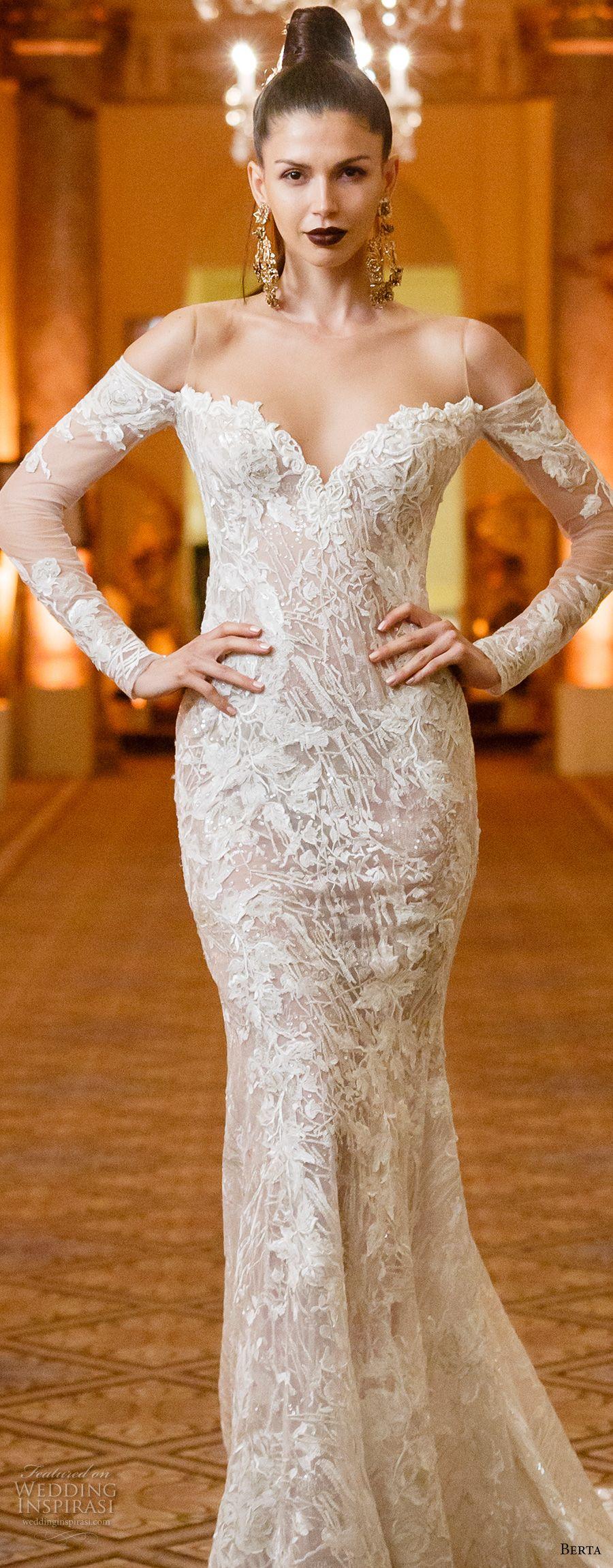 Berta Spring 2018 Wedding Dresses — New York Bridal