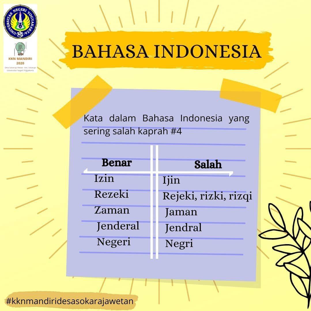 Fodmap Food List Bahasa Indonesia Amazing Indonesia