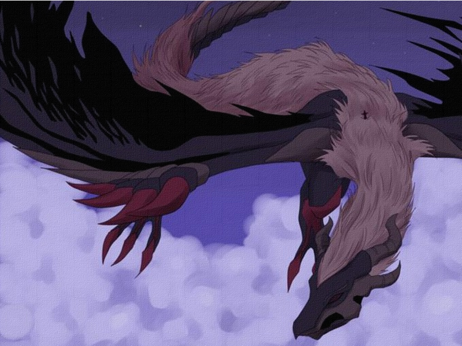 Kakak's dragon form. He looks' pretty cool, doesn't he? From ...