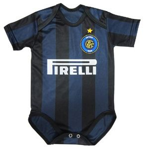 the latest 3da13 81994 Inter Milan Baby Onesie | Omi and Pops | Onesies, Milan, Baby