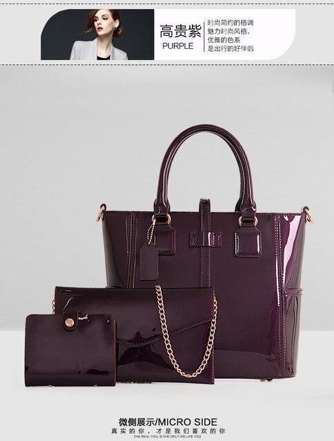Women Bag Luxury Leather Purse and Handbags Fashion Famous Brands Designer Handbag High Quality Female Shoulder Bag sac a main -  - #bag #Brands #Designer #Famous #Fashion #Female #handbag #Handbags #high #leather #Luxury #Main #Purse #Quality #Sac #shoulder #Women