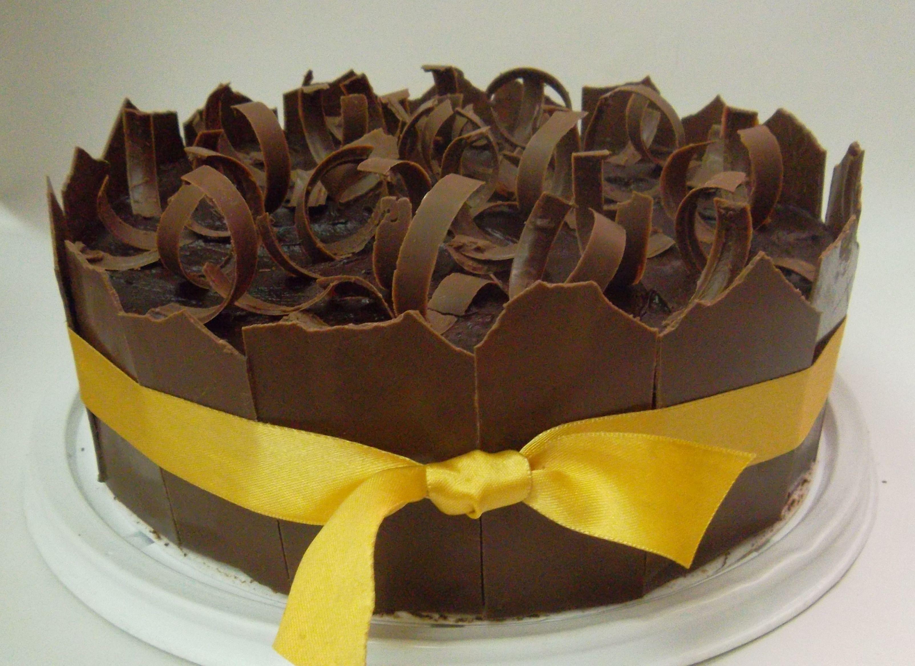 TORTA DE CHOCOLATE   TORTAS   Pinterest   Choklad
