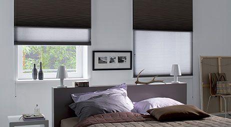 Bedroom Blinds | Duette Bedroom Blinds