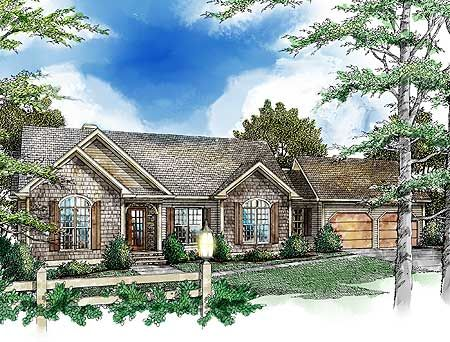 Plan 23483jd Marvelous Mountain Home House Plans Brick Exterior House Mountain House Plans