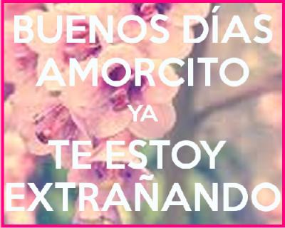 Imagenes De Amor De Buenos Dias Para Mi Novio Frases Pinterest