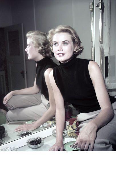 Grace Kelly im Jahr 1954 #hollywoodicons