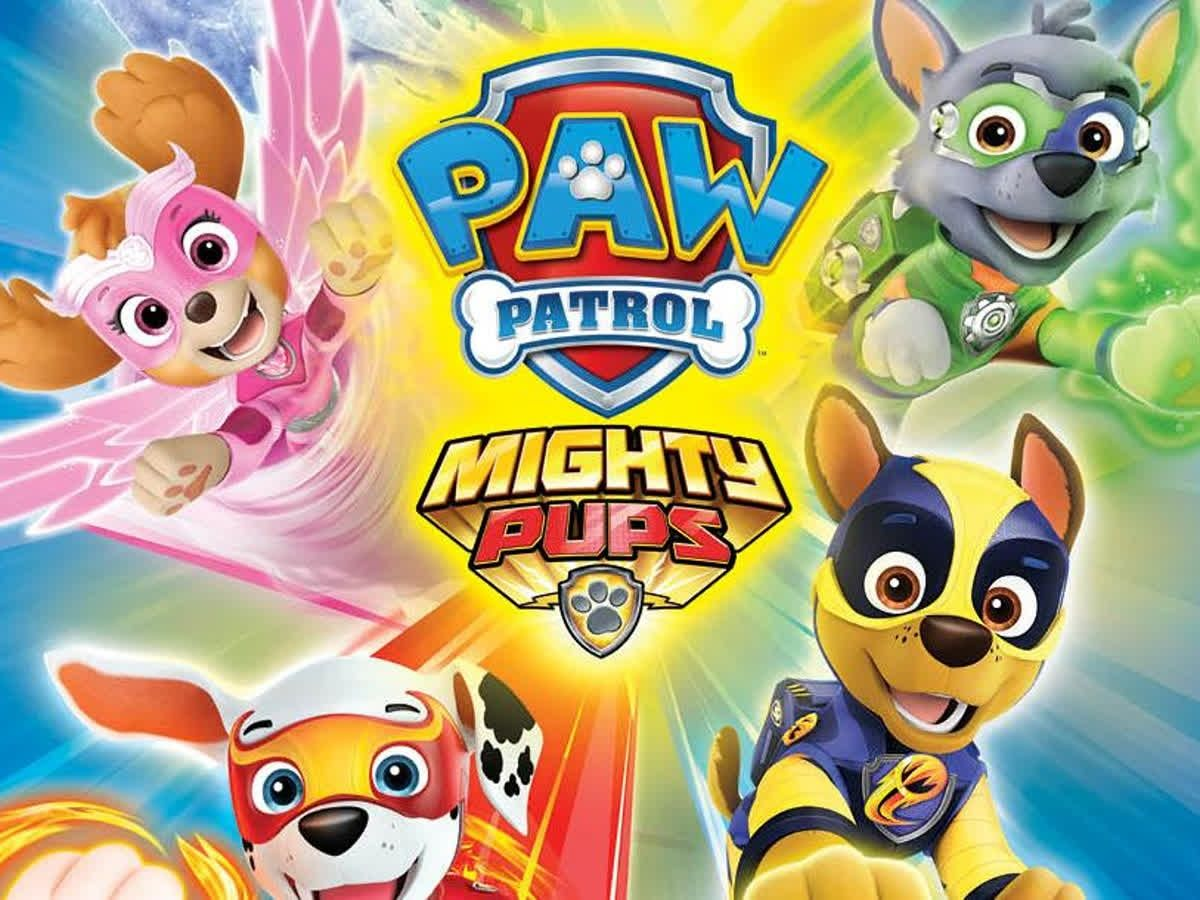 Cinema A Criancada Fa Da Patrulha Canina Do Nickelodeon Ja Pode Comemorar Es Paw Patrol Pups Decoracao Festa Patrulha Canina Patrulha Canina