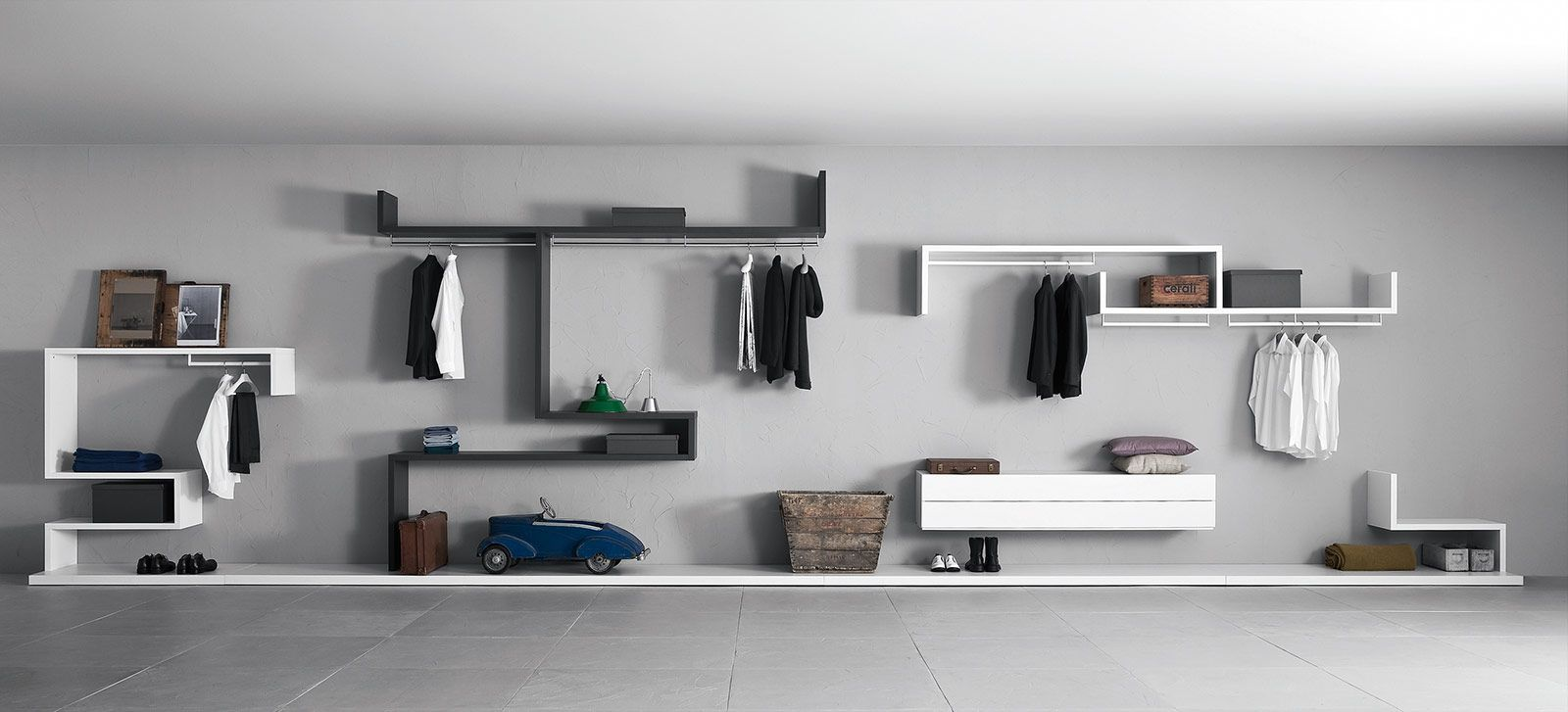 Cabina armadio di Pianca | lartdevivre - arredamento online ...