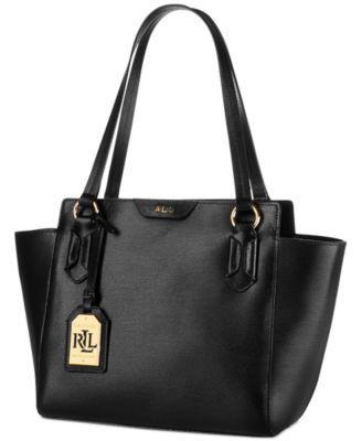 Lauren Ralph Lauren Tate Modern Shopper   macys.com   Handbag Ralph ... 61afb141ad