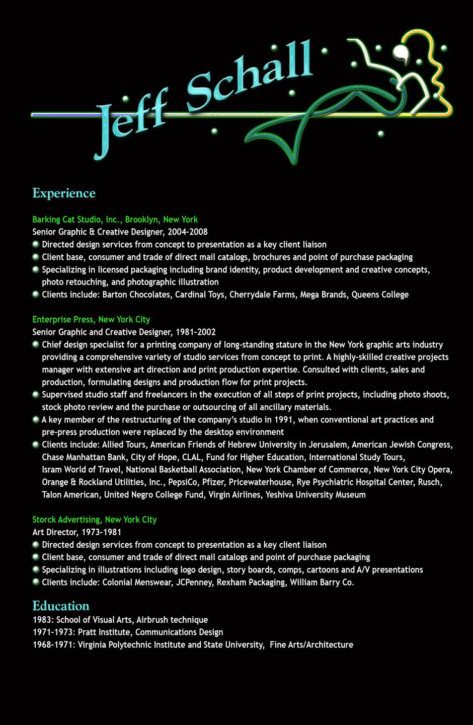 Graphic Designer Resume - http://www.resumecareer.info/graphic ...