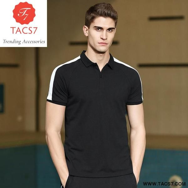 82e739f171 New Design Polo Shirt Men Brand Clothing Casual Simple Short Sleeve Polo  Male Top Quality 100% Cotton Acp702146 Trending Accessories