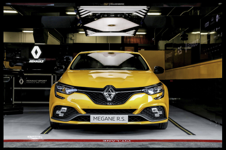 2018 Renault Megane R S Trophy Top Speed Renault Megane Renault Top Cars
