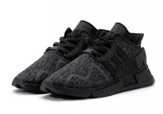 new styles 846e1 ea328 adidas EQT Cushion ADV Triple Black | Adidas Shoes | Triple ...