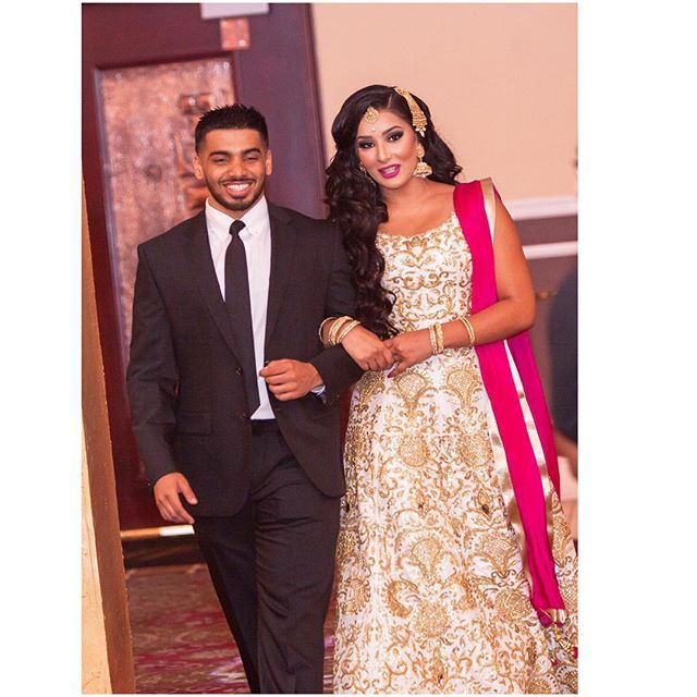 A brother's love is like no other. Here's another beautiful shot of our client Gagan with her brother as she rocks her Wellgroomed gown at her engagement! Thank you for choosing our Fremont store! @gorgeousg90 -------------------------------------------------------------------------------------------------------- All of our pieces are customizable to meet your requirements and personal style! Email us at sales@wellgroomed.ca Out of the country? We've got you covered! We offer phone and…