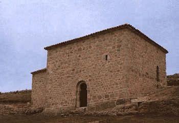 Arquitectura Prerrománica Mozárabe  S. Baudelio de Berlanga (Soria, s.X)
