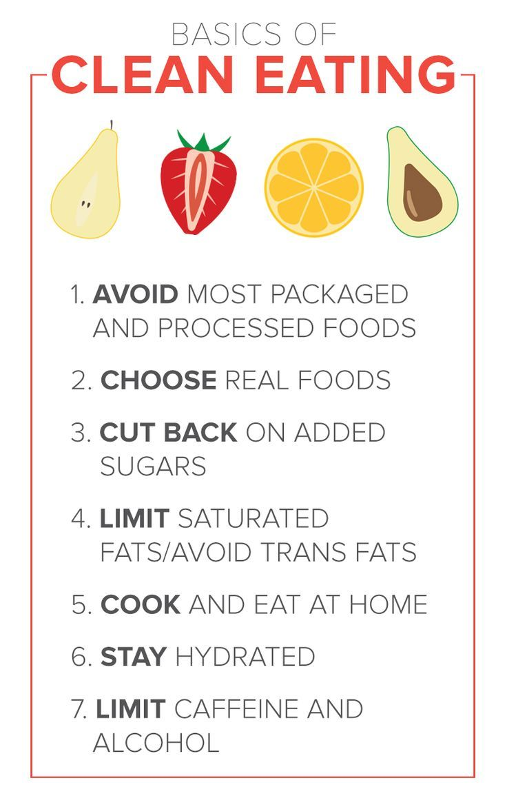 Clean eating basics its surprisingly easier than you