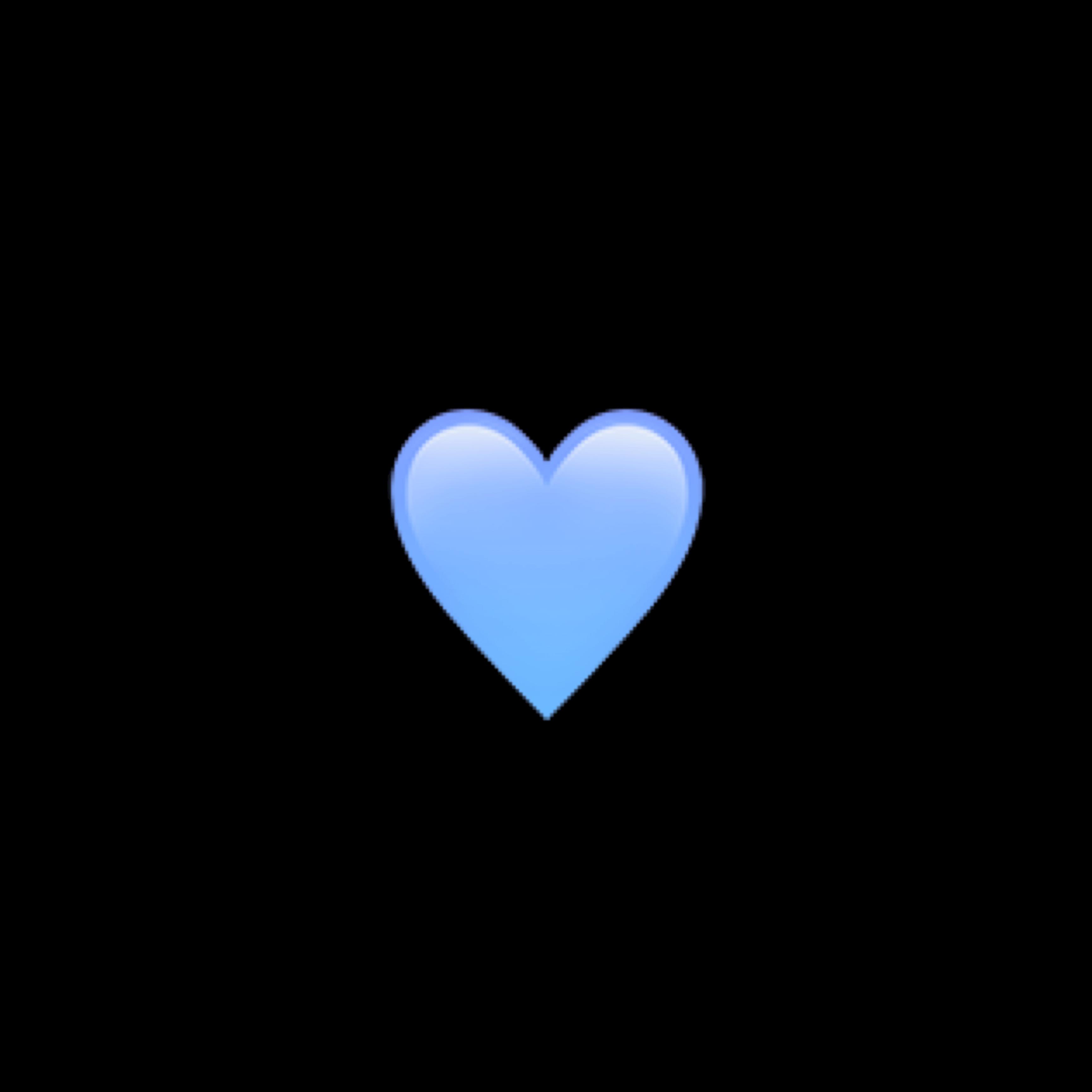 Blue Ombre Blue Heart Purple Aesthetic Heart Heart Emoji Heart Aesthetic Freetoedit Remixit Blue Aesthetic Pastel Blue Heart Emoji Print Stickers