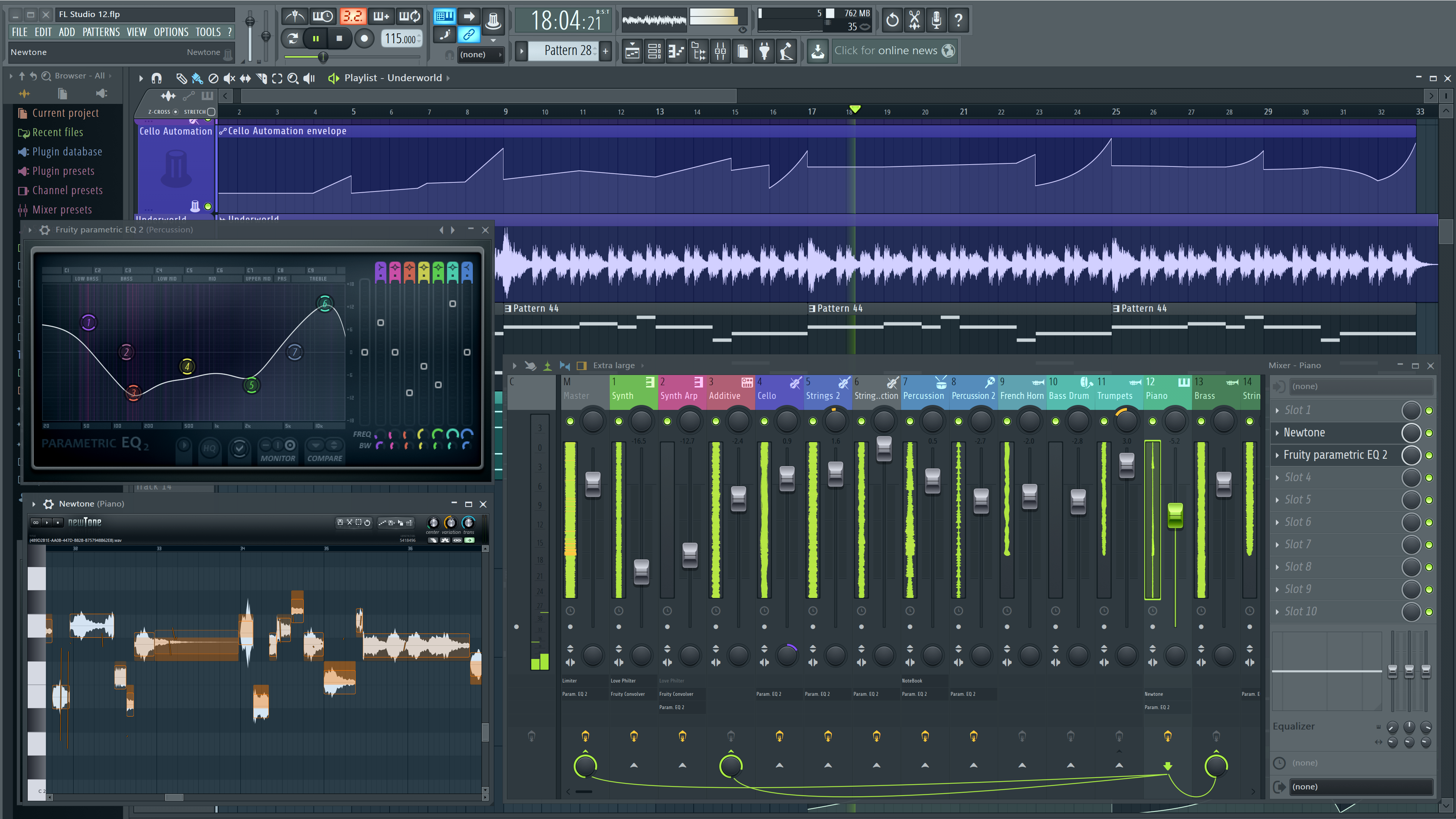 FL Studio 20 Crack is a complete software music production