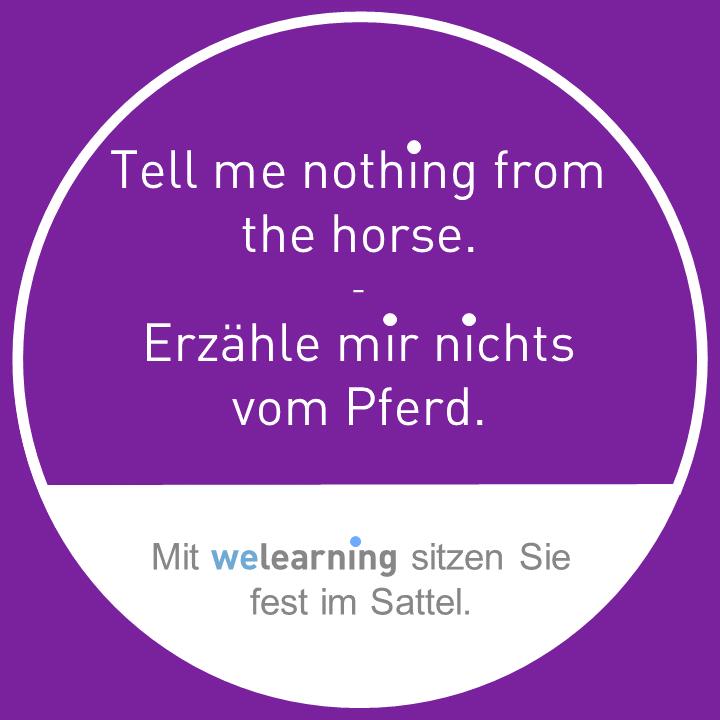 Was einen professionellen Auftritt ausmacht und wie Sie mit der richtigen Kommunikation Vertrauen erzeugen, erfahren Sie bei #welearning.  www.we-learning.com