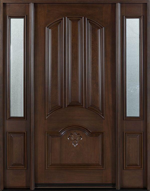 main door designs (22) & 50 Latest Main Door Designs For Your Villa in 2018 | Home Decoration ...