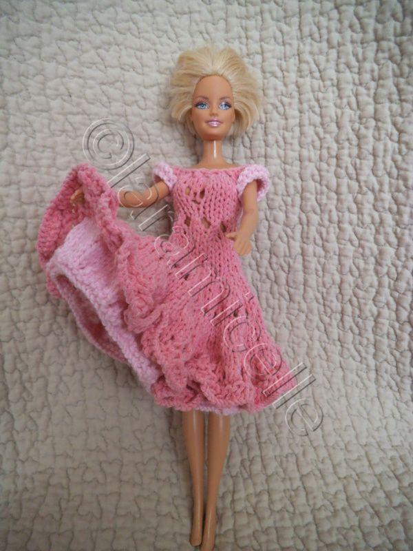 Tuto Gratuit Barbie Façon New Look Ou French Cancan Vestiaire