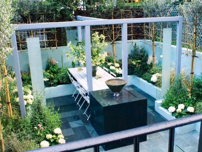 Terrasse Und Balkon Mit Pflanzen Und Blumen Gestalten U2013 53 Ideen