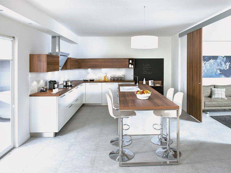 una-cocina-con-superficie-extralarga_ampliacionjpg 800×600 píxeles - cocinas con isla