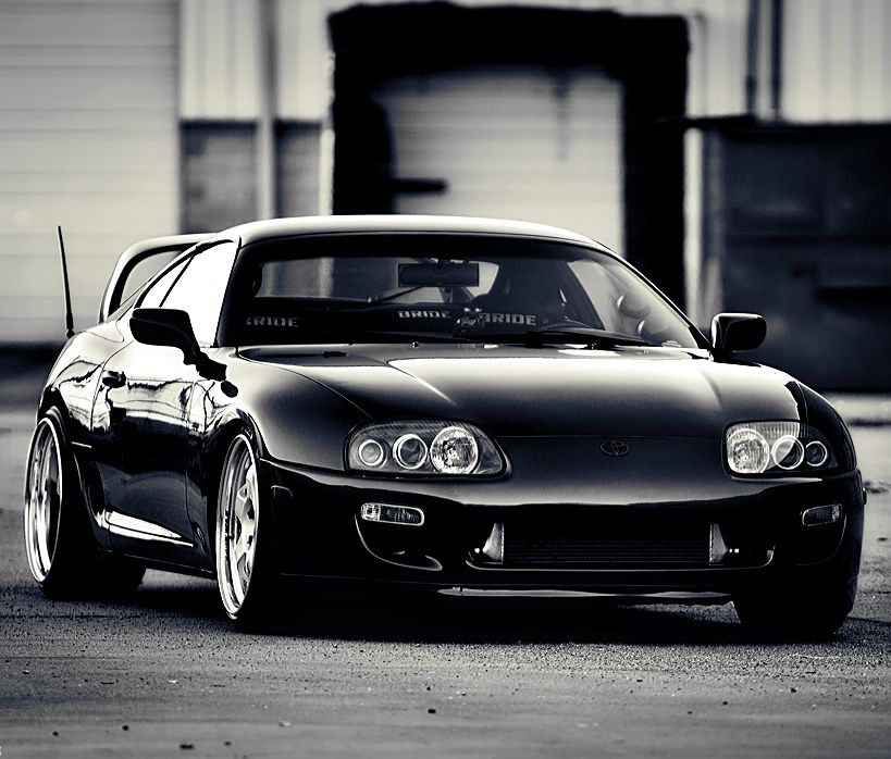 Photo of Toyota Supra MK4