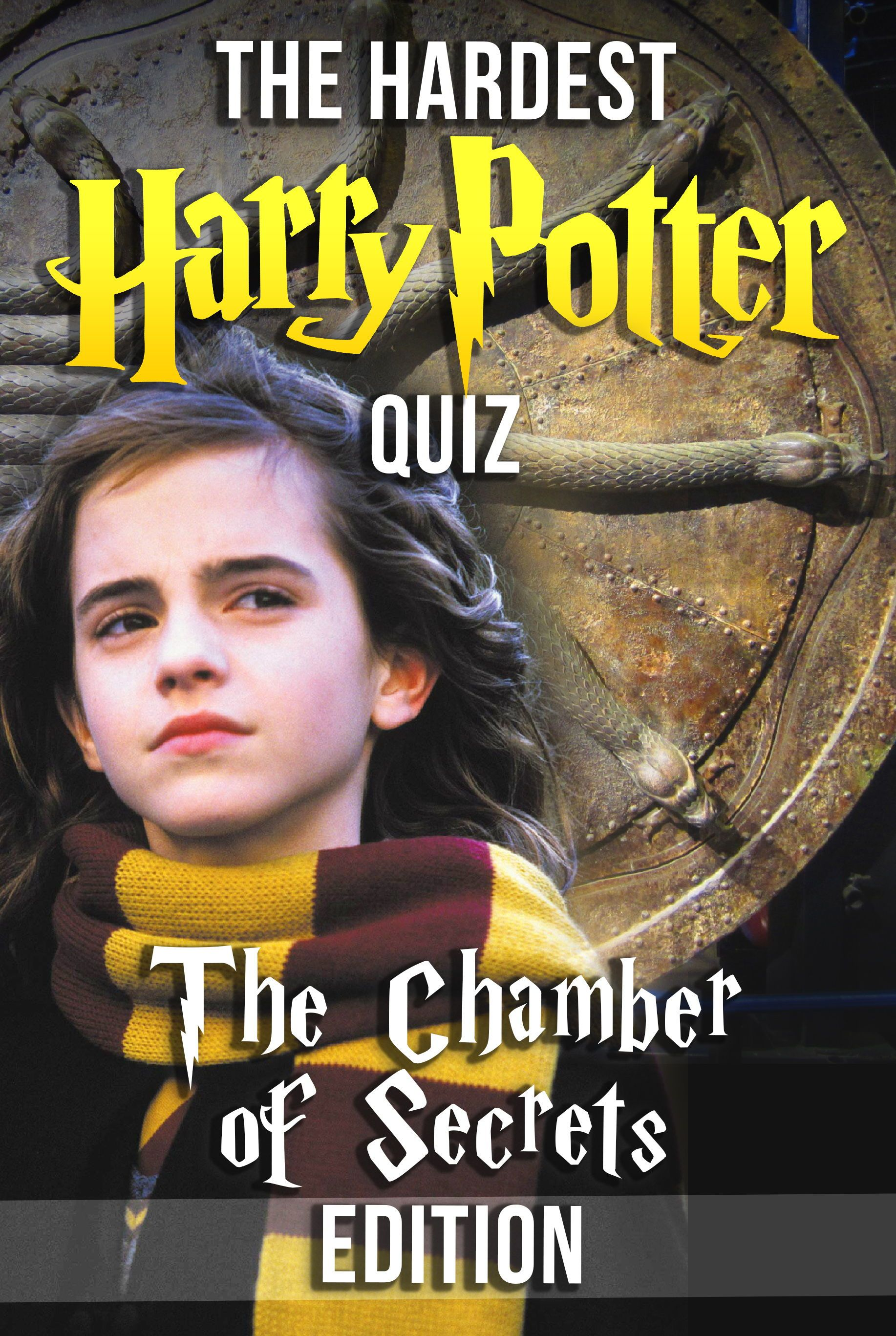 The Hardest Harry Potter Quiz The Chamber Of Secrets