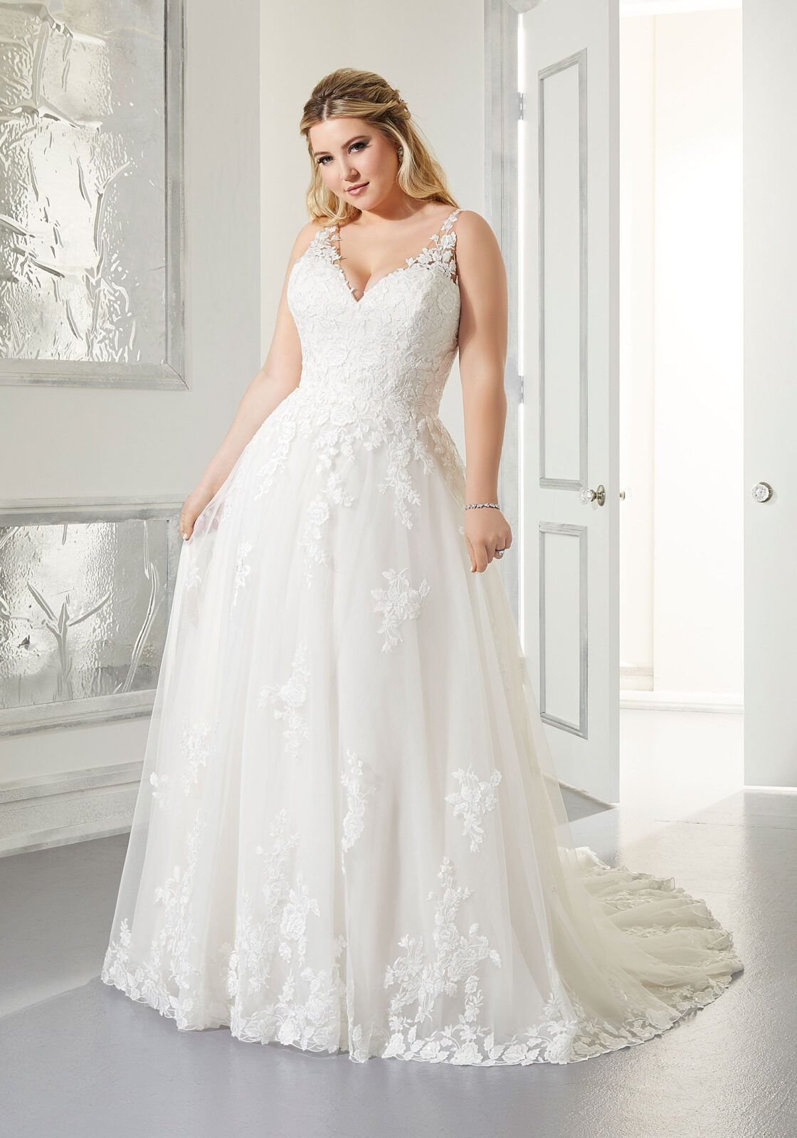 Arlene Wedding Dress Morilee Wedding Dresses Plus Size Wedding Dresses Julietta Wedding Dress [ 1600 x 1120 Pixel ]