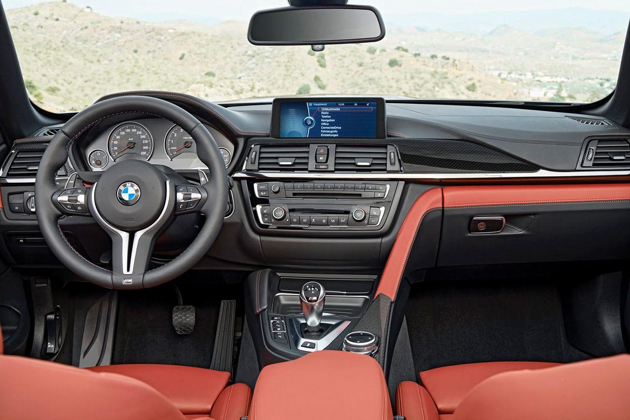 2015 Bmw M4 Convertible Bmw M4 2015 Bmw M4 Bmw M4 Interior