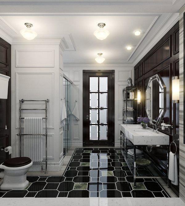 Bathroom For Kids In Modern Classics Style Interiorholic Com