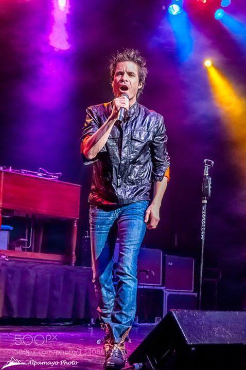 Pat Monahan (from Train band) bandconcertfestivalgiglightslivemusicmusicianperformanceperformingrockshowsingersingingstage http://ift.tt/1PwaAJe